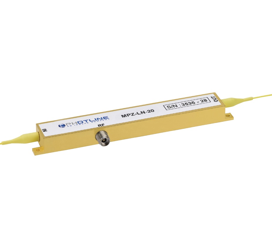 2um光纤相位调制器,带宽0.15/10GHz, 法国iXblue/Photline