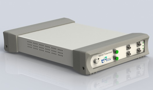 双偏振IQ/QAM光发射机, 支持IQ/QPSK/xQAM/OFDM多种调制格式