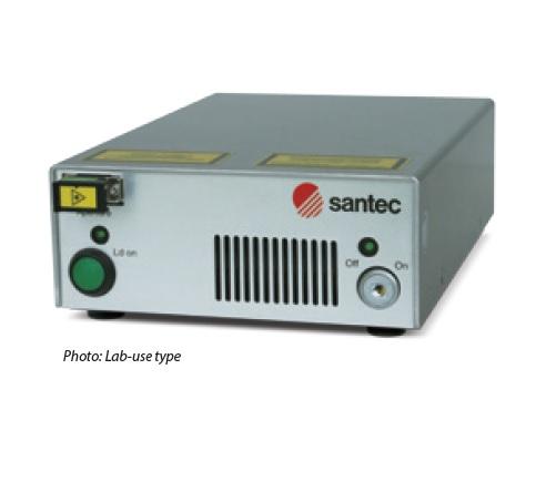 日本SANTEC快速扫频光源 HSL-20/10 支持1310/1060nm 速度100KHz