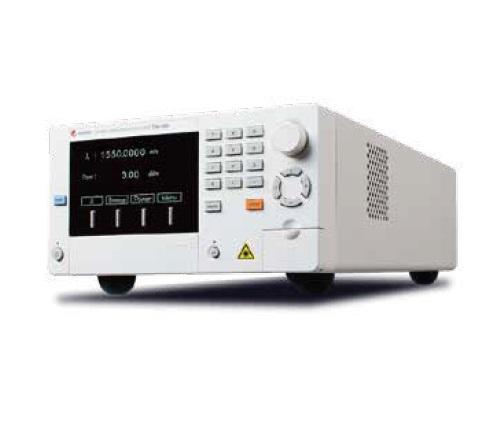 日本SANTEC可调谐激光器TSL-550 无跳模 覆盖O,E, S, C, L, U波段