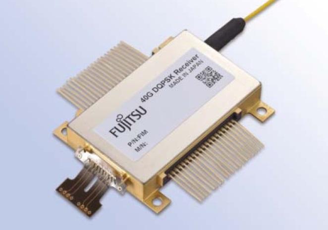 40Gbps DQPSK自相干解调接收模块 Fujitsu FIM24202